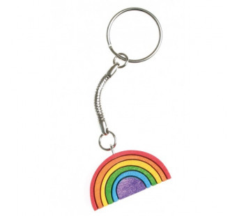 Grimms key chain rainbow (60512)
