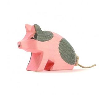 Ostheimer gevlekt zittend varken (10953)