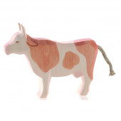 Ostheimer staande koe bruin (11022)
