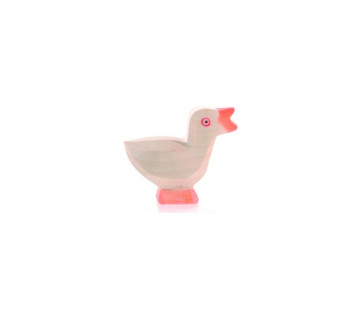 Ostheimer goose chick head up  (13317)