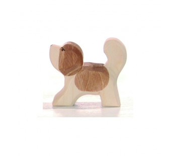 Ostheimer Saint bernard pup head up  (1045)