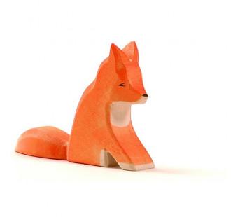 Ostheimer sitting fox (15201)