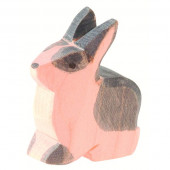 Ostheimer konijntje zittend (15022)