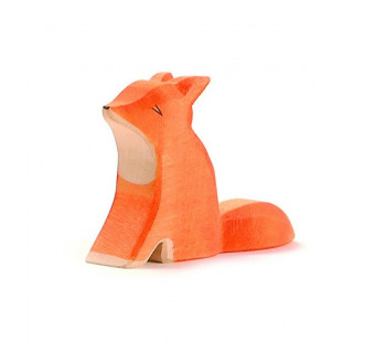 Ostheimer small sitting fox (15203)