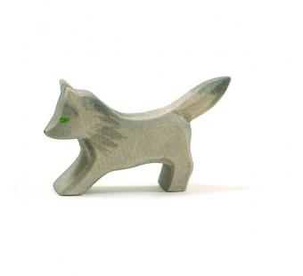 Ostheimer wolf spelend klein (25403)