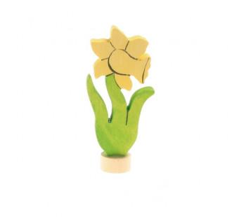Grimms handpainted carnation (4225)