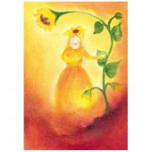 Het zonnebloemvrouwtje (Baukje Exler)