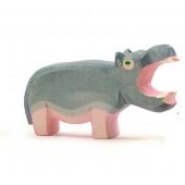 Ostheimer nijlpaard bek open (2123)