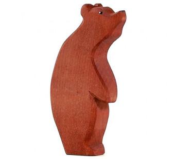 Ostheimer grote beer kop omhoog (22005)