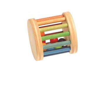 Grimms baby roller rainbow mini (8504)