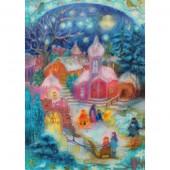 Adventskalender klein van Koconda Die Weihnacht der Kinder