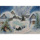 Adventskalender klein van Rothenbuhler Weihnachten auf dem Hof