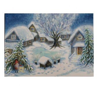 Advent calendar small froms  Rothenbuhler: Christmas at the Barn