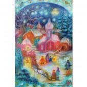Adventskalender groot van Koconda - Die Weihnacht der Kinder