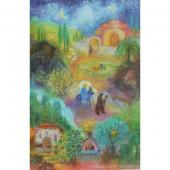 Adventskalender groot van Koconda - Marias kleiner Esel
