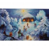 Adventskalender groot van Brodtbeck - Die Wundernacht