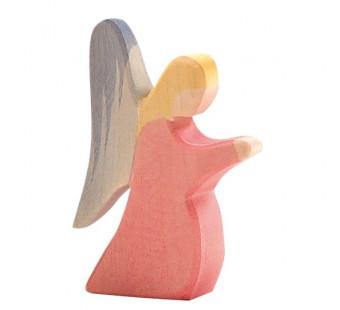 Ostheimer engel knielend rood (4014)