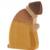 Ostheimer herder knielend (40501)