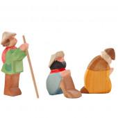 Ostheimer 3 delige herdersgroep MINI (66520)