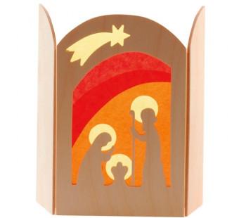 Ostheimer transparant 'Jesus' Birth' (5520028)