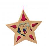 Ostheimer transparante ster 'De engel' (5530258)