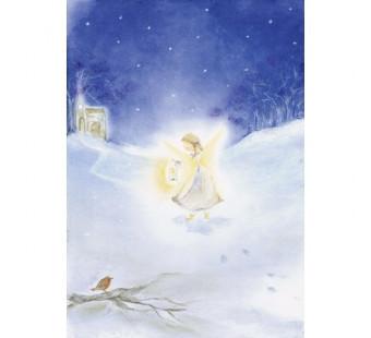 Angel in the snow (Baukje Exler)