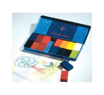 Stockmar beeswax blocks - 16 colours