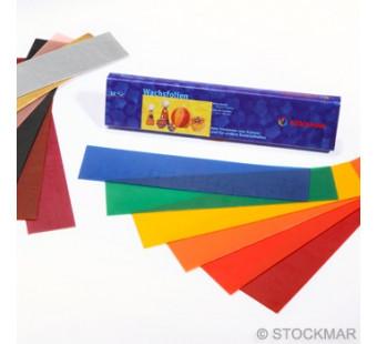Stockmar versierwax smal 12 stuks