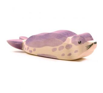 Ostheimer zeehond liggend (2253)