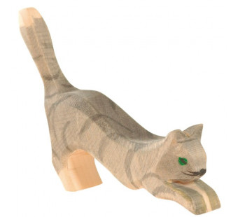 Ostheimer grey cat (11402)