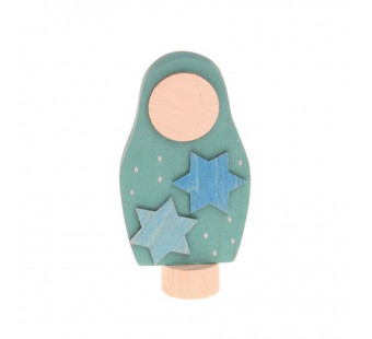 Grimms decorative figurine star matryoshka (3994)