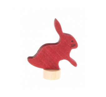Grimms  traditional figurine rabbit (3530)
