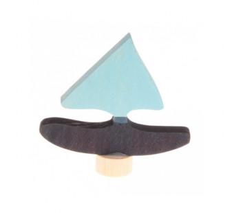 Grimms traditional figurine sailing boat (3630)