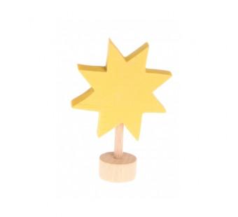 Grimms steker ster (3590)