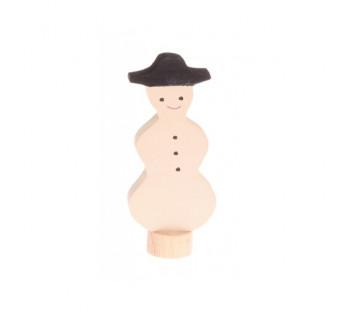 Grimms steker sneeuwman (3920)