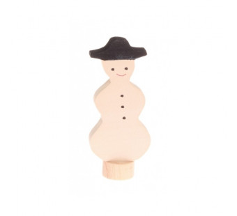 Grimms  traditional figurine snowman (3920)