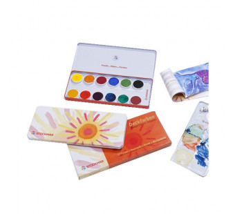 Stockmar Opaque Colour Box 12 colours