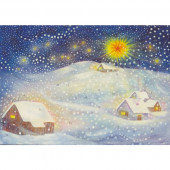 Adventskalender klein 'Winter' (Bernadette Lips)
