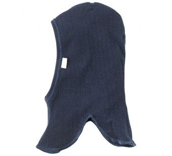 Joha navy balaclava 100% wool
