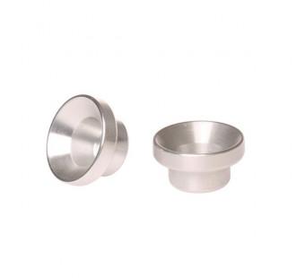 Grimms candle holder aluminium (4801)