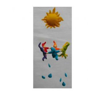 Regenboogdansje (Atelier Pippilotta)