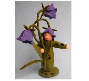 Flowerchild campanula (Atelier Pippilotta)