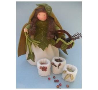 Herb lady (Atelier Pippilotta)
