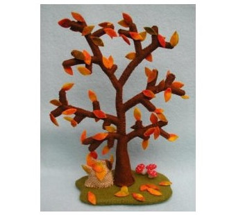 Autumn tree (Atelier Pippilotta)