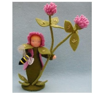 Flowerchild clover (Atelier Pippilotta)