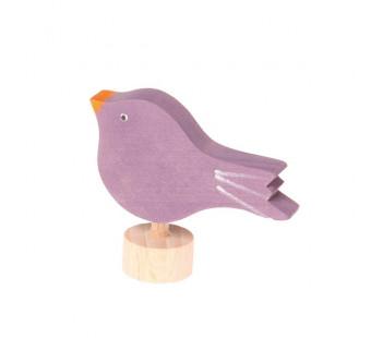 Grimms steker zittende vogel  (3532)