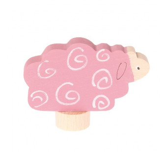grimms traditional figurine laying sheep(3542)