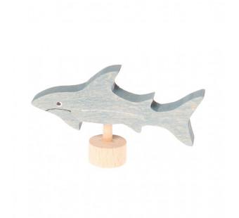 Grimms traditional figurine shark  (3545)