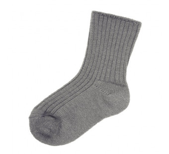 Joha woolen socks soft grey 90% wool