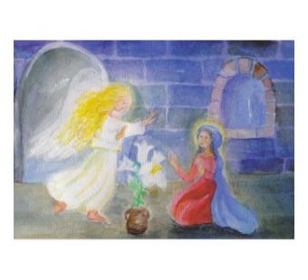 Anouncement to Maria (Dorothea Schmidt)